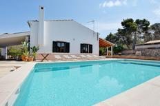 Holiday home 1579854 for 6 persons in s'Arenal