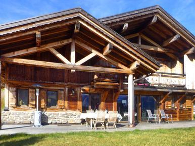 Für 14 Personen: Hübsches Apartment / Ferienwohnung in der Region Wallis