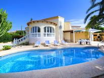 Holiday home 1580484 for 4 persons in Calpe