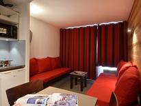Studio 1580643 für 4 Personen in Belle-Plagne