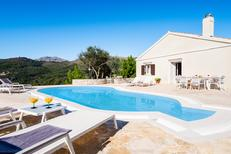 Maison de vacances 1581410 pour 7 personnes , Kerkyra