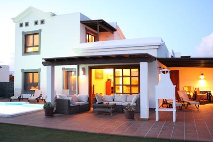 Gemütliches Ferienhaus : Region Lanzarote für 6 Personen