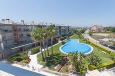 Mieszkanie wakacyjne 1583323 dla 4 osoby w Oliva Nova