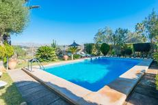 Holiday home 1583356 for 6 persons in Pollença