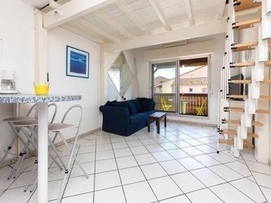 Für 6 Personen: Hübsches Apartment / Ferienwohnung in der Region Capbreton