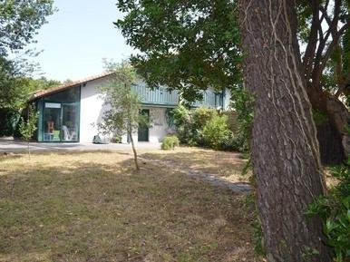 Gemütliches Ferienhaus : Region Capbreton für 5 Personen