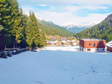 Gemütliches Ferienhaus : Region Vorarlberg für 8 Personen