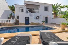 Villa 1584485 per 8 persone in Moraira