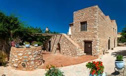 Holiday apartment 1587527 for 4 persons in Triantafillia