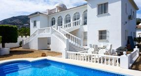 Holiday home 1589425 for 8 persons in Mijas