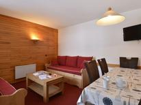 Appartement 1591415 voor 5 personen in Plagne Bellecôte