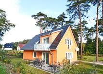 Holiday apartment 1591671 for 4 persons in Kölpinsee