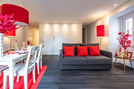 Für 8 Personen: Hübsches Apartment / Ferienwohnung in der Region Lissabon