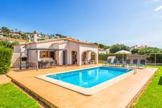 Holiday home 1593517 for 7 persons in San Jaime Mediterráneo