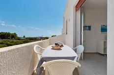 Appartement 1594000 voor 5 personen in Porto Cesareo
