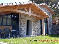 Casa de vacaciones 1594117 para 4 personas en Doizieux