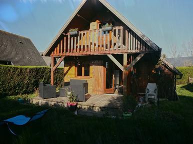 Für 8 Personen: Hübsches Apartment / Ferienwohnung in der Region Cabourg