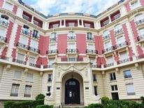 Etværelseslejlighed 1595387 til 2 personer i Biarritz