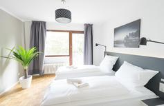 Holiday apartment 1595482 for 2 persons in Duisburg