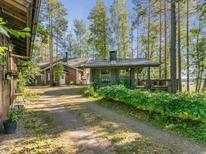 Holiday home 1595917 for 8 persons in Kesälahti