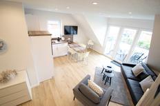 Appartement 1596543 voor 4 personen in Norden-Norddeich