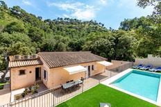 Villa 1596583 per 6 persone in Cala de Sant Vicenç