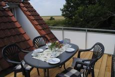 Mieszkanie wakacyjne 1596591 dla 4 dorosłych + 1 dziecko w Hagermarsch