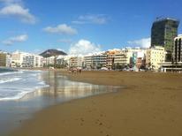 Appartement 1596940 voor 4 personen in Playa de las Canteras