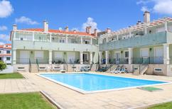 Appartement 1598656 voor 4 personen in Praia da Areia Branca