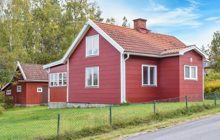 Gemütliches Ferienhaus : Region Lönneberga für 6 Personen