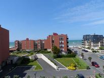 Appartement 1600085 voor 6 personen in Cabourg