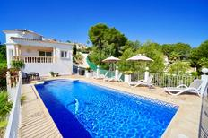 Holiday home 1600446 for 6 persons in Benissa