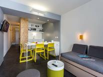 Studio 1602281 for 5 persons in Arc 2000
