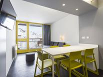Studio 1602289 for 5 persons in Arc 2000