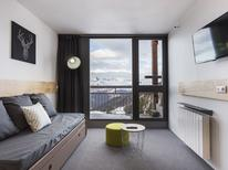 Studio 1602294 for 5 persons in Arc 2000