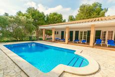Holiday home 1602502 for 8 persons in Binibèquer