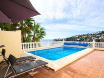 Maison de vacances 1603461 pour 8 personnes , Benitatxell