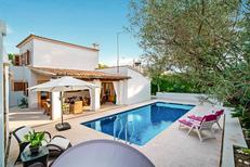 Holiday home 1603507 for 6 adults + 2 children in Cala Ratjada