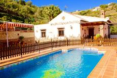 Holiday home 1604789 for 6 persons in Frigiliana