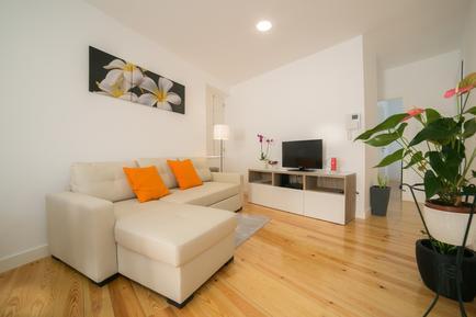 Für 6 Personen: Hübsches Apartment / Ferienwohnung in der Region Costa de Lisboa