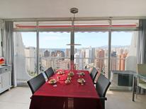 Appartement 1606150 voor 4 personen in Benidorm