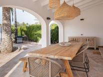 Holiday home 1609370 for 6 persons in Calpe