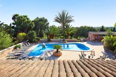 Holiday home 1611200 for 10 persons in Santanyi