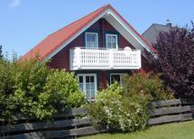 Casa de vacaciones 1612232 para 6 personas en Zingst