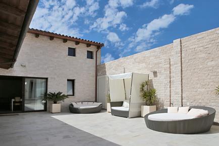Gemütliches Ferienhaus : Region Cagliari für 4 Personen