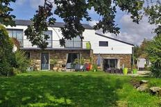 Holiday home 1613119 for 6 adults + 2 children in Plougonvelin
