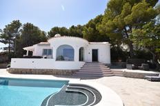 Holiday home 1614822 for 6 persons in Altea la Vella