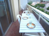 Appartement 1615252 voor 6 personen in Port-la-Nouvelle