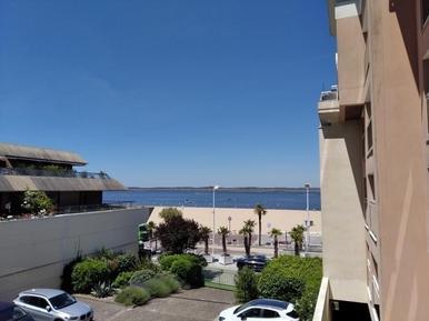 Für 3 Personen: Hübsches Apartment / Ferienwohnung in der Region Arcachon