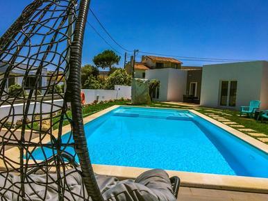 Gemütliches Ferienhaus : Region Costa de Prata für 10 Personen